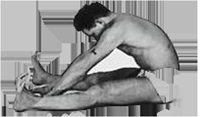Spine Stretch Forward Joseph H. Pilates